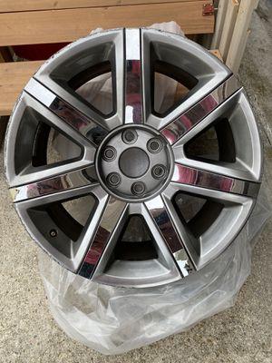 22 inch Cadillac Escalade OEM Rim for Sale in Laurel, MD