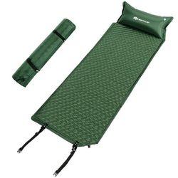 Goplus Self Inflating Sleeping Pad Comfortable Foam Camping Mat Air Mattress w/ Bag for Sale in Riverside,  CA