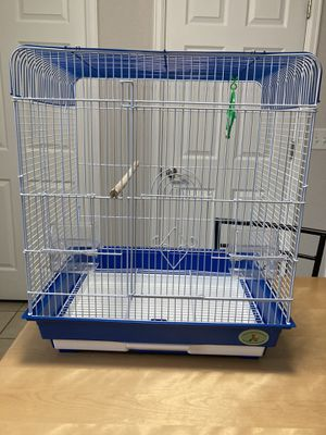 Parakeet Bird Cage for Sale in Golden, CO