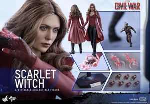 Hot Toys Scarlet Witch Civil War for Sale in Alhambra, CA