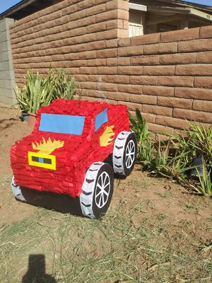Toro loco truck pinata for Sale in Phoenix, AZ