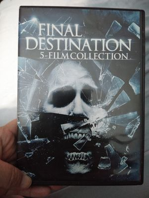 Final Destination DVD Set 1-5 for Sale in Circleville, OH