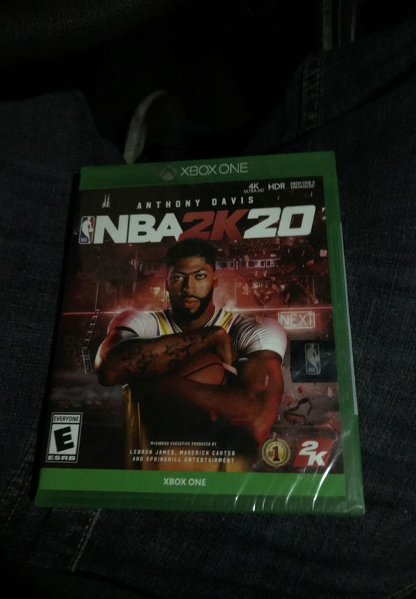 NBA 2K20 (XBOX)