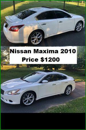 ֆ12OO_2010 Nissan Maxima S for Sale in Palmdale, CA
