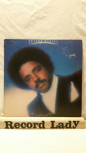 "Dexter Wansel ""What The World Is Coming To"" vinyl record funk soul for Sale in San Diego, CA"