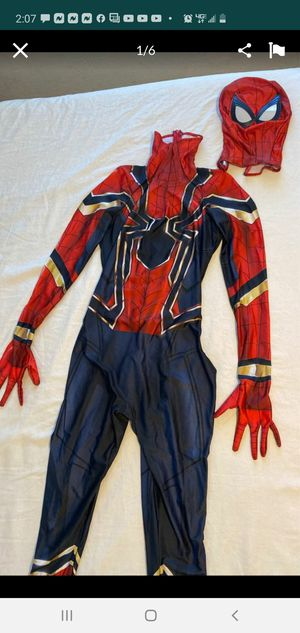 Spider man costume for Sale in Bloomington, CA