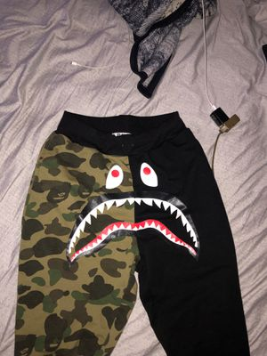 Bape joggers for Sale in Penn Hills, PA