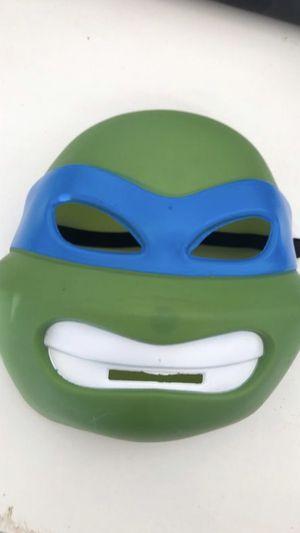 Ninja turtle mask for Sale in Manteca, CA