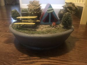 Campground fairy garden for Sale in Arlington Heights, IL