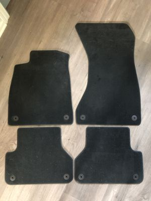 2018 - 2019 Audi A5 Sportback OEM Carpets (2 Rear Carpets Can Be Used On A4) for Sale in Chino Hills, CA
