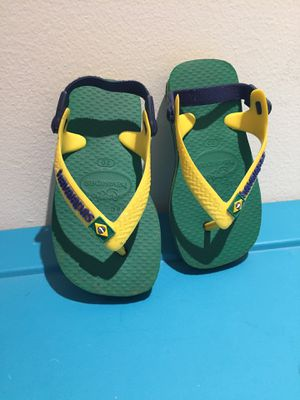 Adorable toddler Havaianas for Sale in Germantown, MD