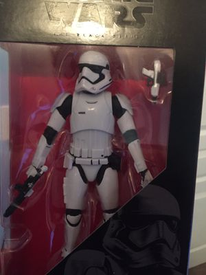 Black series storm trooper for Sale in Cohutta, GA