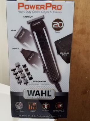 wahl power pro for Sale in Chicago, IL