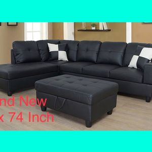 Brand New Sectional Sofa Couch for Sale in Melrose Park, IL