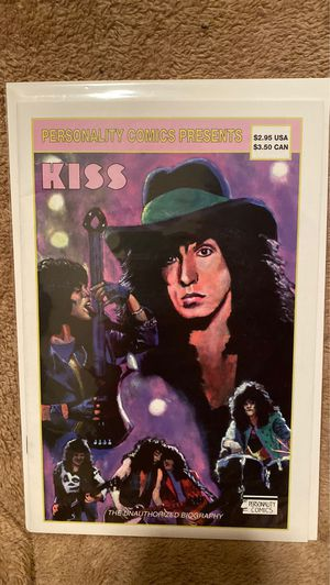 Kiss Personality Comics for Sale in New York, NY