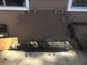 Free Ford E150 Rear Cage Screen for Sale in East Wenatchee, WA