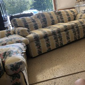 Set of sofa good condition for Sale in Charlotte, NC