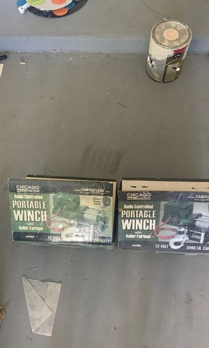 Winch for Sale in Clermont, FL