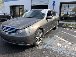 2006 Infiniti M35X Parting Out! Fits 2006-2008 M35 M45 for Sale in Rancho Cordova, CA