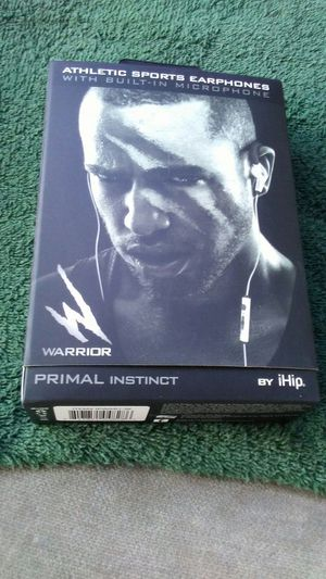 I HIP PRIMAL INSTINCT HEARPHONES for Sale in West Palm Beach, FL