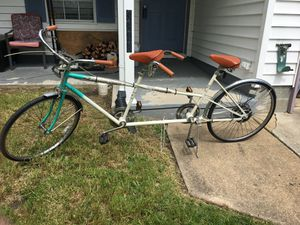 Columbia Double Eagle 5 Tandem Bicycle 🚲 for Sale in Virginia Beach, VA