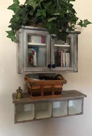 Cabinet with shelf for Sale in Layton, UT