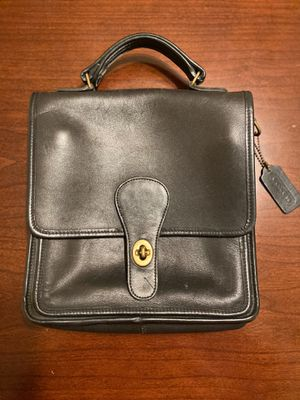 Vintage Coach Messenger Bag for Sale in Trumbull, CT