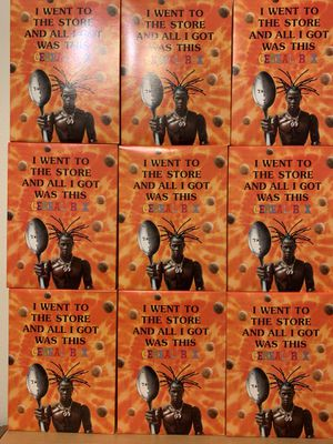 Travis Scott Reese's puffs cereal for Sale in Houston, TX
