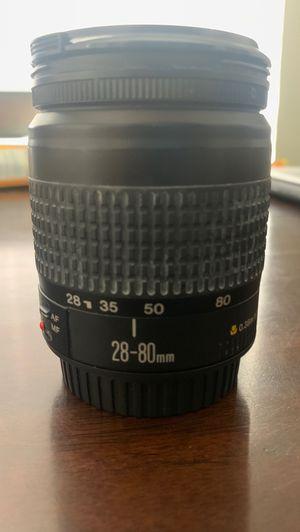 Canon lense for Sale in Phoenix, AZ