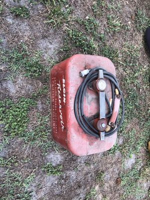 Vintage Boat Fuel Tank for Sale in Ellendale, DE