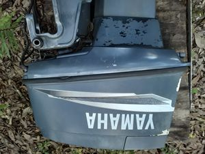 Yamaha 40 hp outboard motor with power trim for Sale in Miami, FL