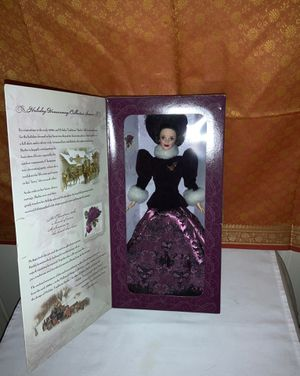 "BARBIE ""1996 Hallmark - HOLIDAY TRADITIONS"" for Sale in Beaverton, OR"