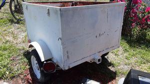 Utility Trailer 4×3 in great shape $300 for Sale in Pembroke Park, FL