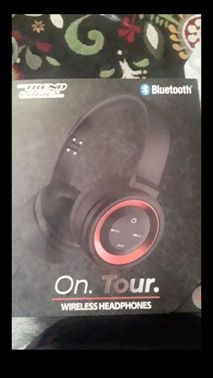Trend Logic On Tour Bluetooth Headphones for Sale in Spring Valley, CA