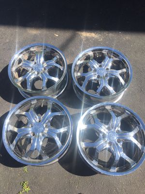 18 vct rims for Sale in Bloomfield, NJ