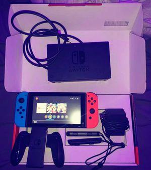 Nintendo switch for Sale in Seattle, WA