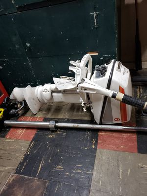 Sea horse 6 hp boat motor for Sale in Philadelphia, PA