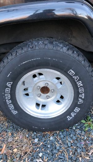 5x114.3 Jeep / Ford F-150 wheels for Sale in Adelphi, MD