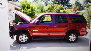 2002 Chevy Tahoe XLT for Sale in Fairfield, CA