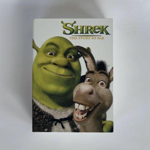 Shrek The Story So Far DVD set UNOPENED!!