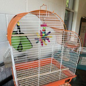 Small Cage Bird for Sale in Orlando, FL