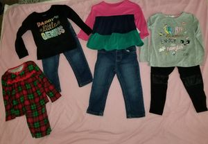 3T kids clothing lot 8 pieces for Sale in Los Angeles, CA