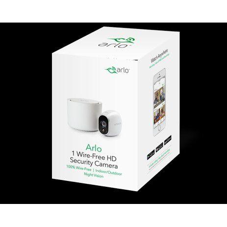 NETGEAR-ARLO HD SECURITY CAMERA