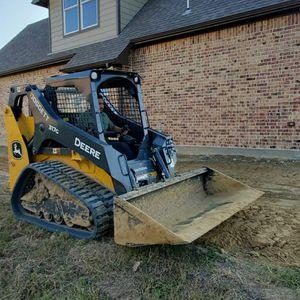 Skid Steer Bobcat Work for Sale in Houston, TX