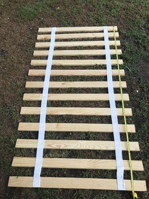 Twin bed slants- new in box for Sale in Howe, IN