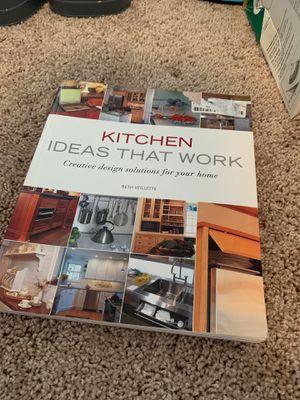 Kitchen renovation Idea Book for Sale in Washington, DC