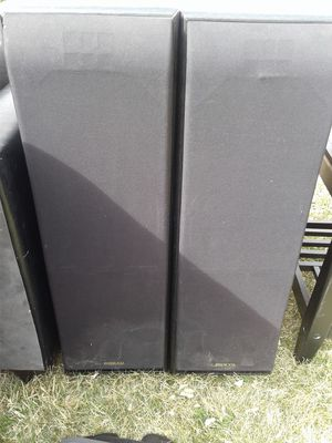 Onkyo tower speakers for Sale in Denver, CO