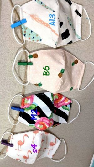 Handmade face mask $10each for Sale in Queen Creek, AZ