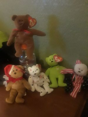 Beanie babies origanal ty for Sale in Auburndale, FL