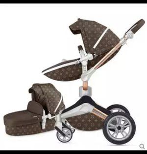 Hot mom baby pram stroller 2 pc set ! European design custom made color ! for Sale in Brooklyn, NY